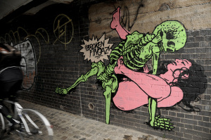 graffiti street art broken fingaz haifa israel unga tant kip deso london
