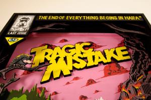 """TRAGIC MISTAKE"" HAIFA MUSEUM graffit broken fingaz tant unga deso kip"