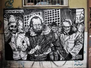 graffiti street art broken fingaz haifa israel unga tant kip deso bratislava