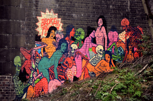 graffiti street art broken fingaz haifa israel unga tant kip deso london orgy