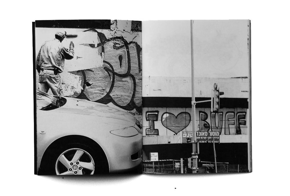 graffiti street art zine funzine haifa israel sketchbok buff 50 shades of buff nrc bfc dtk 048 writers