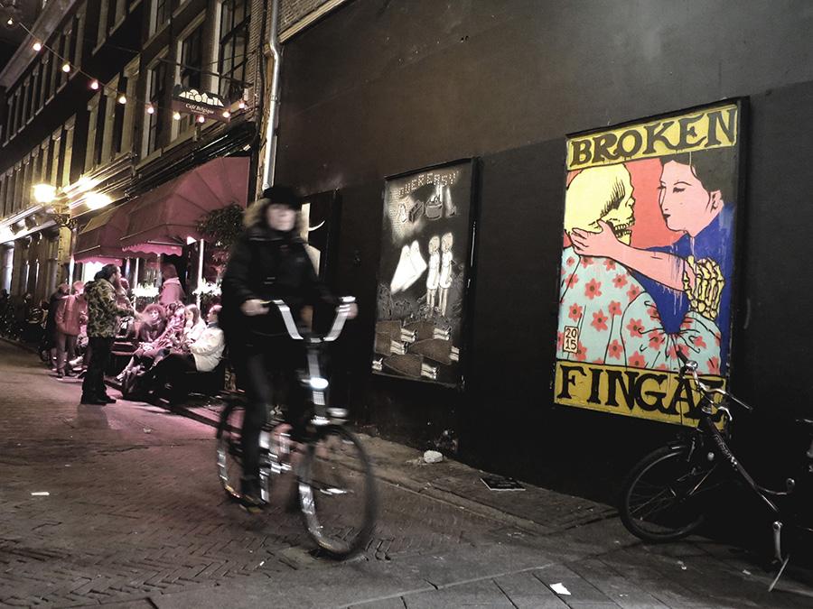 tant unga broken fingaz graffiti amsterdam