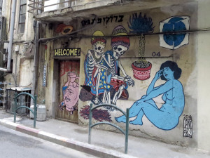 haifa street art graffiti broken fingaz erotic art unga bfc