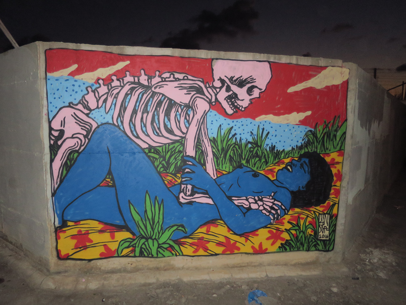 graffiti sex picnic street art haifa broken fingaz bfc unga kip deso tant
