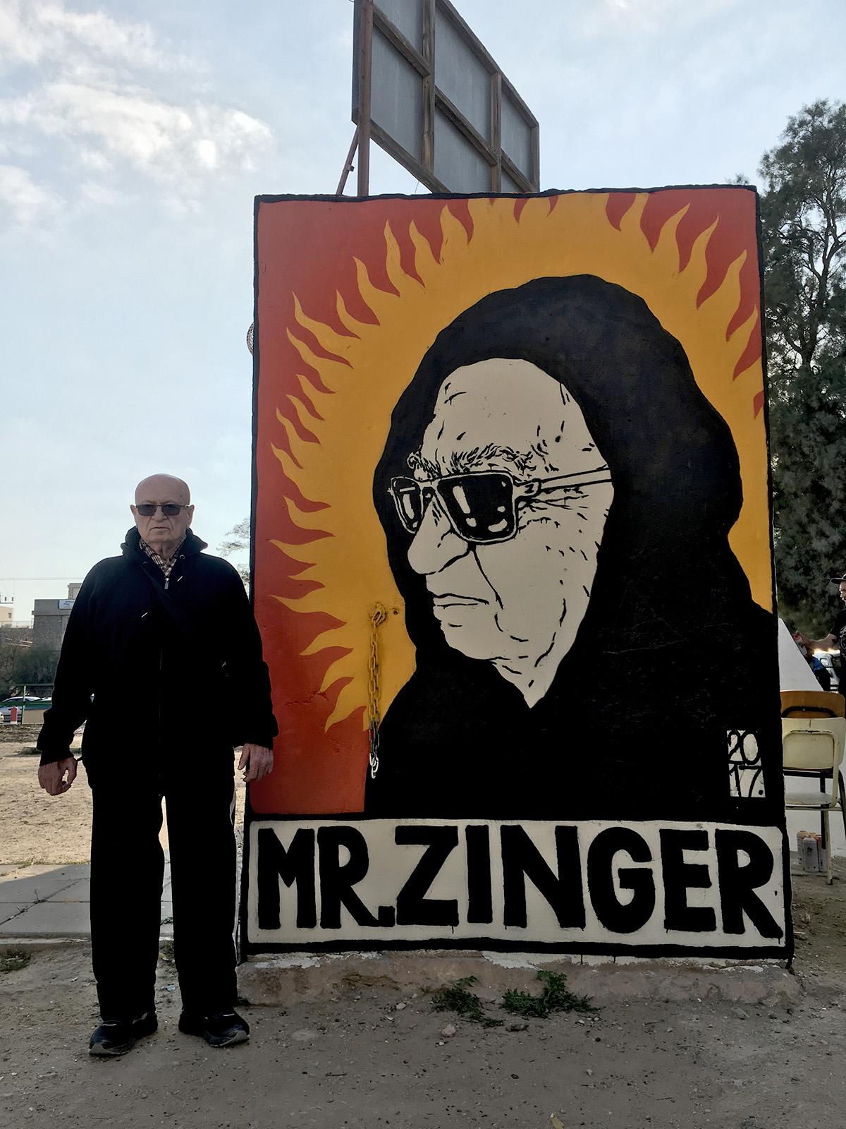 MRZINGER