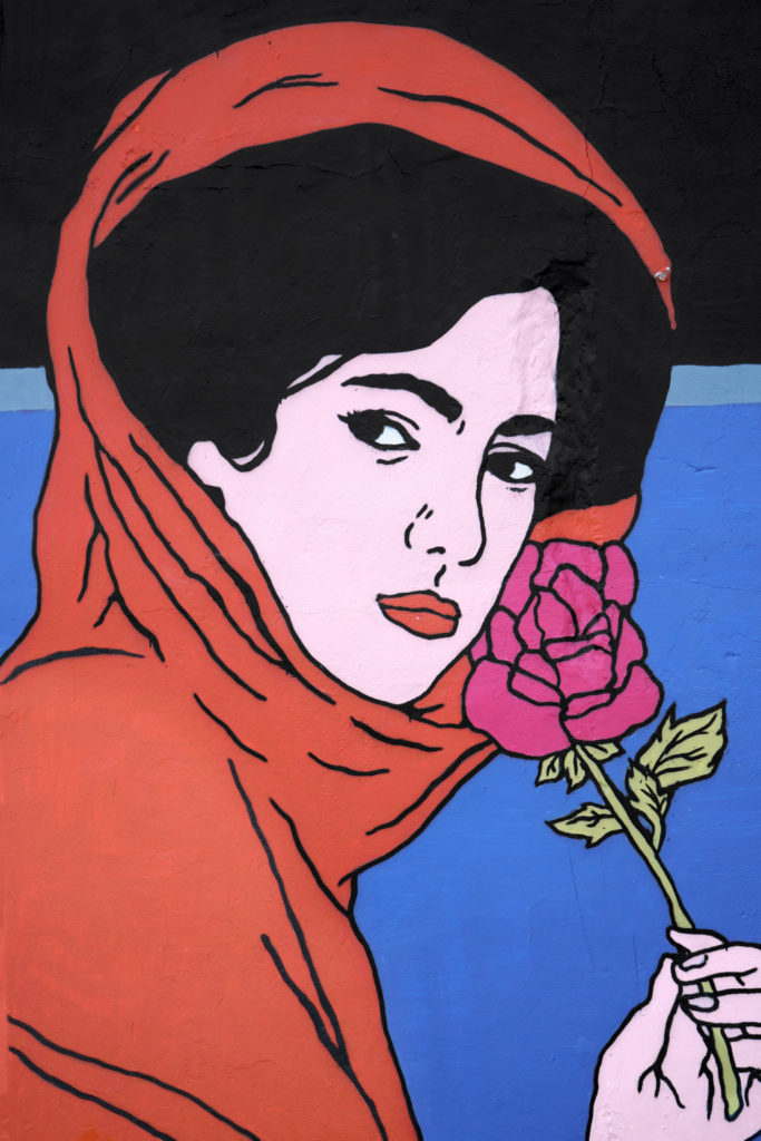 broken fingaz art painting saatchi gallery london street art graffiti unga tant deso haifa israel middle east nude tant