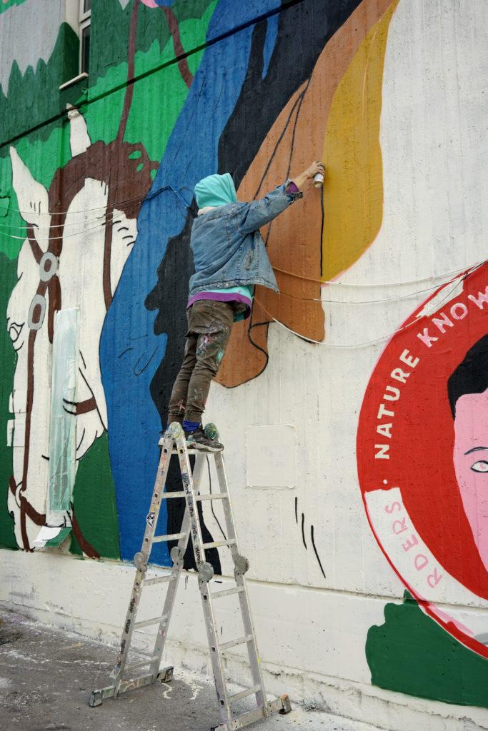 broken fingaz art painting saatchi gallery london street art graffiti unga tant deso haifa israel middle east borders palestine jerusalem bfc graffiti mural street art 2020 israel seperation wall peace unga